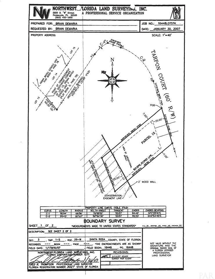 5731 Tarpon Ct, Milton, FL 32583