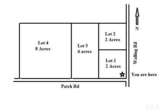 0004 Patch Rd, Milton, FL 32570