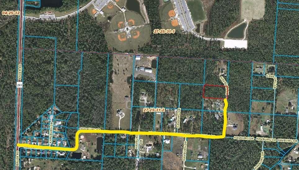11500 Blk Havburg Dr, Pensacola, FL 32506
