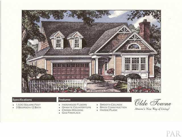 25 Cottage Ln, Atmore, AL 36502