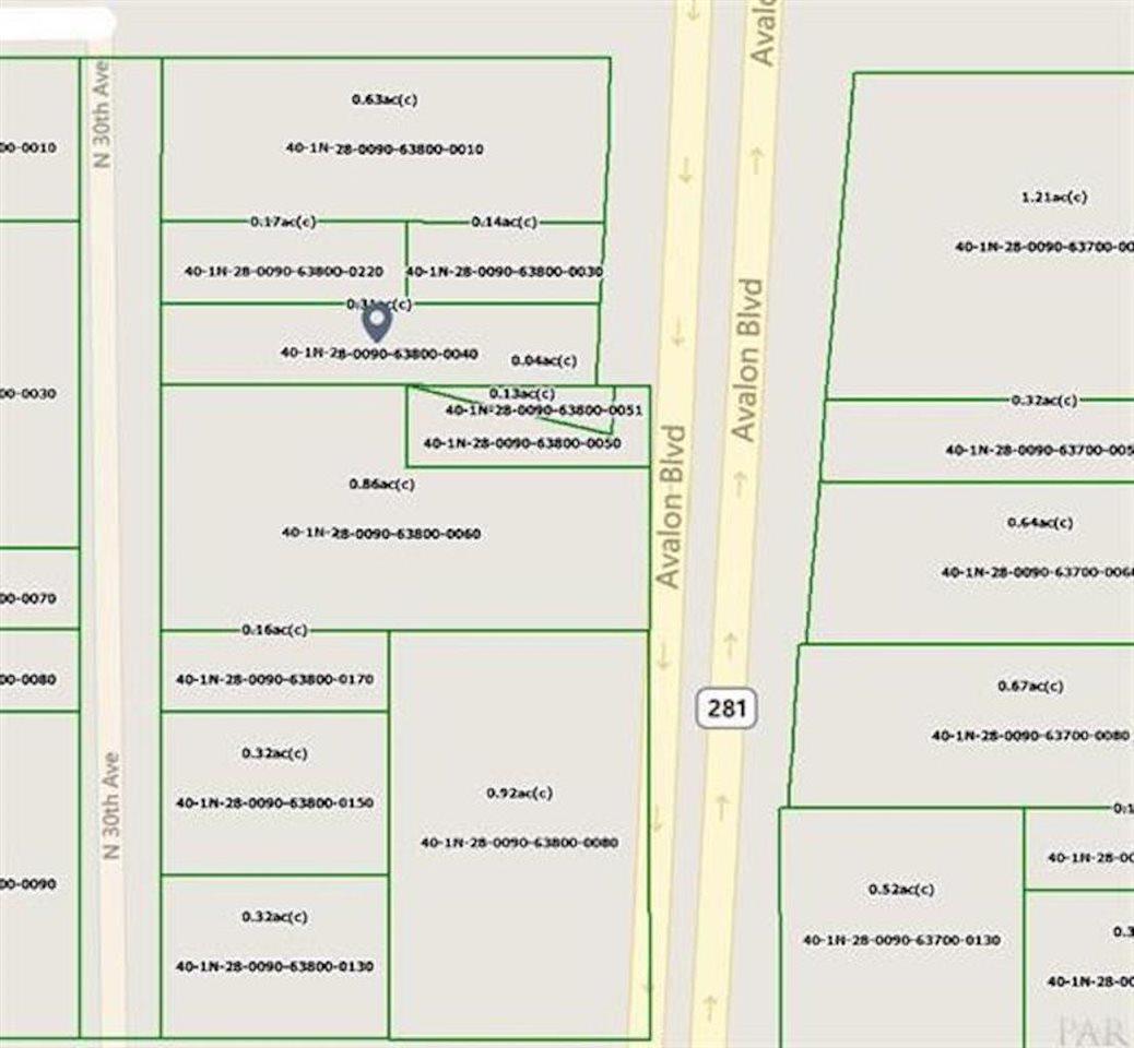 00 Avalon Blvd, Milton, FL 32570