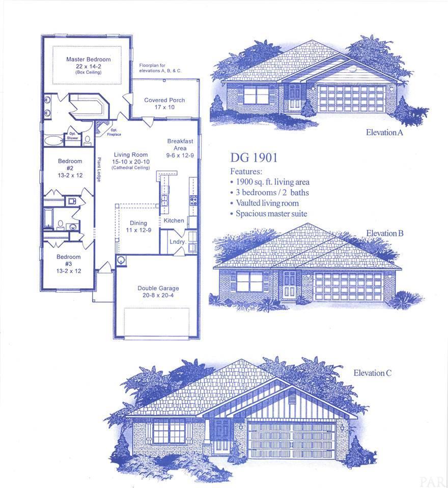4408 Winona Ln, Pace, FL 32571