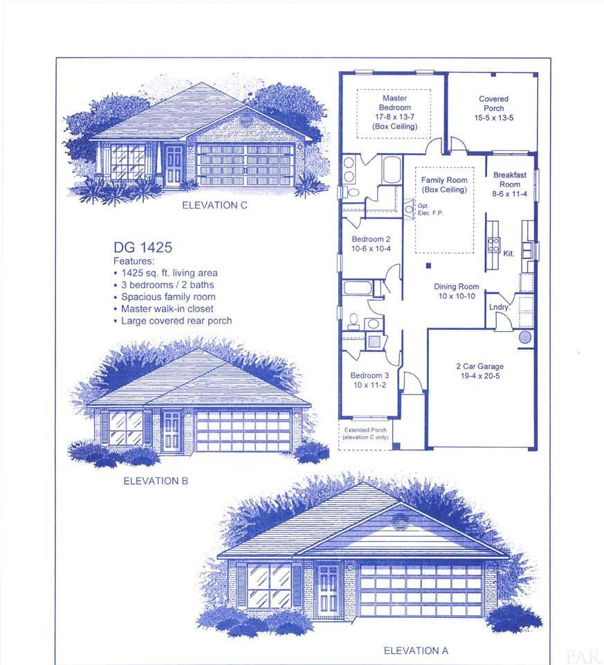 4412 Winona Ln, Pace, FL 32571