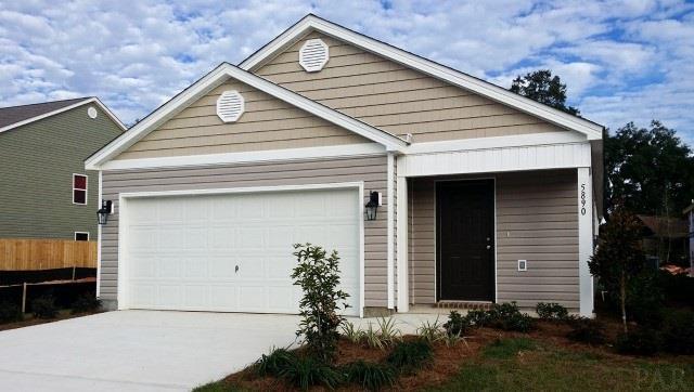 5834 Blackhorse Cir, Pensacola, FL 32526