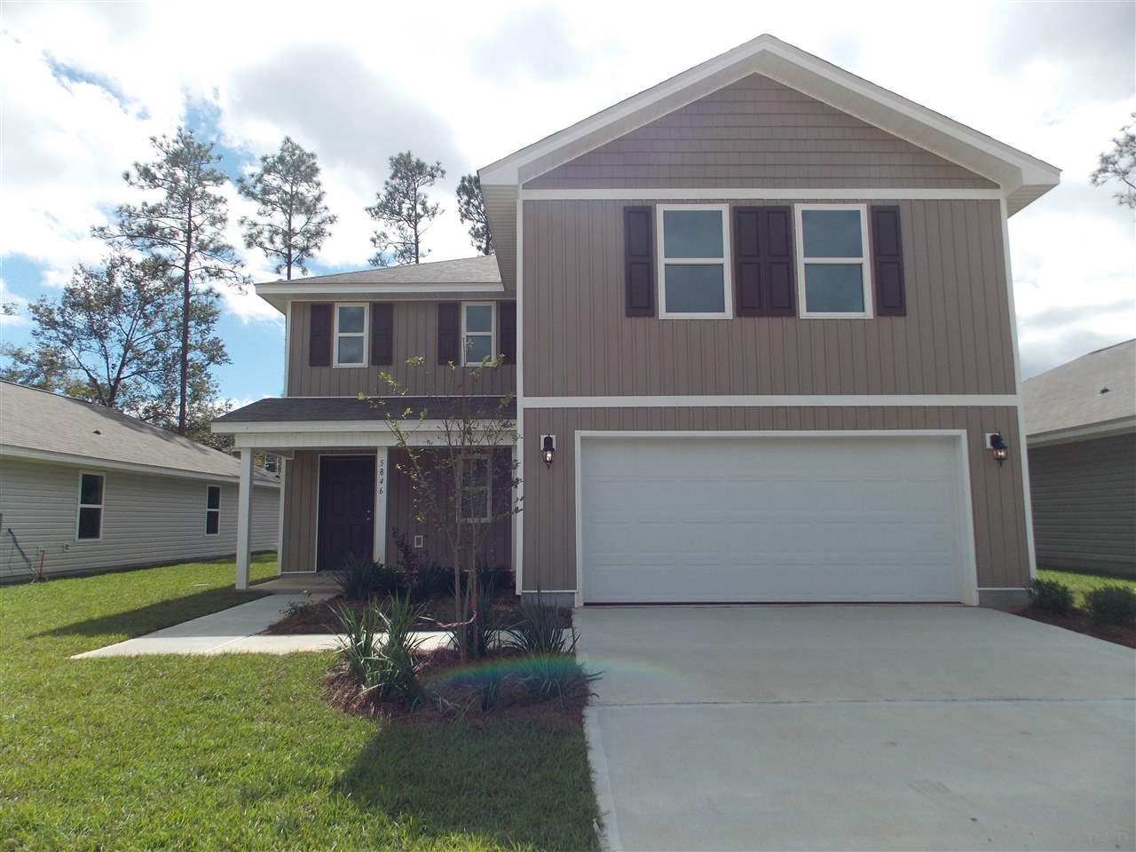 5846 Blackhorse Cir, Pensacola, FL 32526