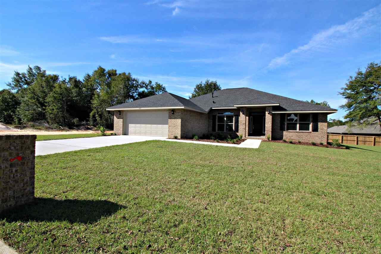 4501 Fort Wagner Rd, Milton, FL 32583