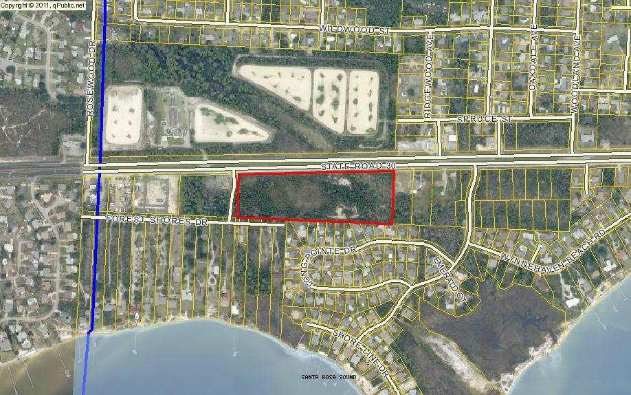 00 Forest Shores Dr, Mary Esther, FL 32569
