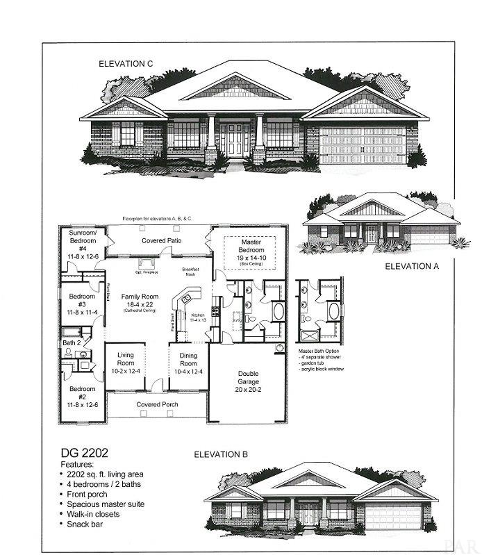 6332 Apple Ridge Dr, Pensacola, FL 32526