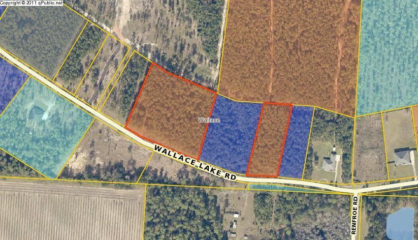 Lot 7 Wallace Lake Rd, Pace, FL 32571