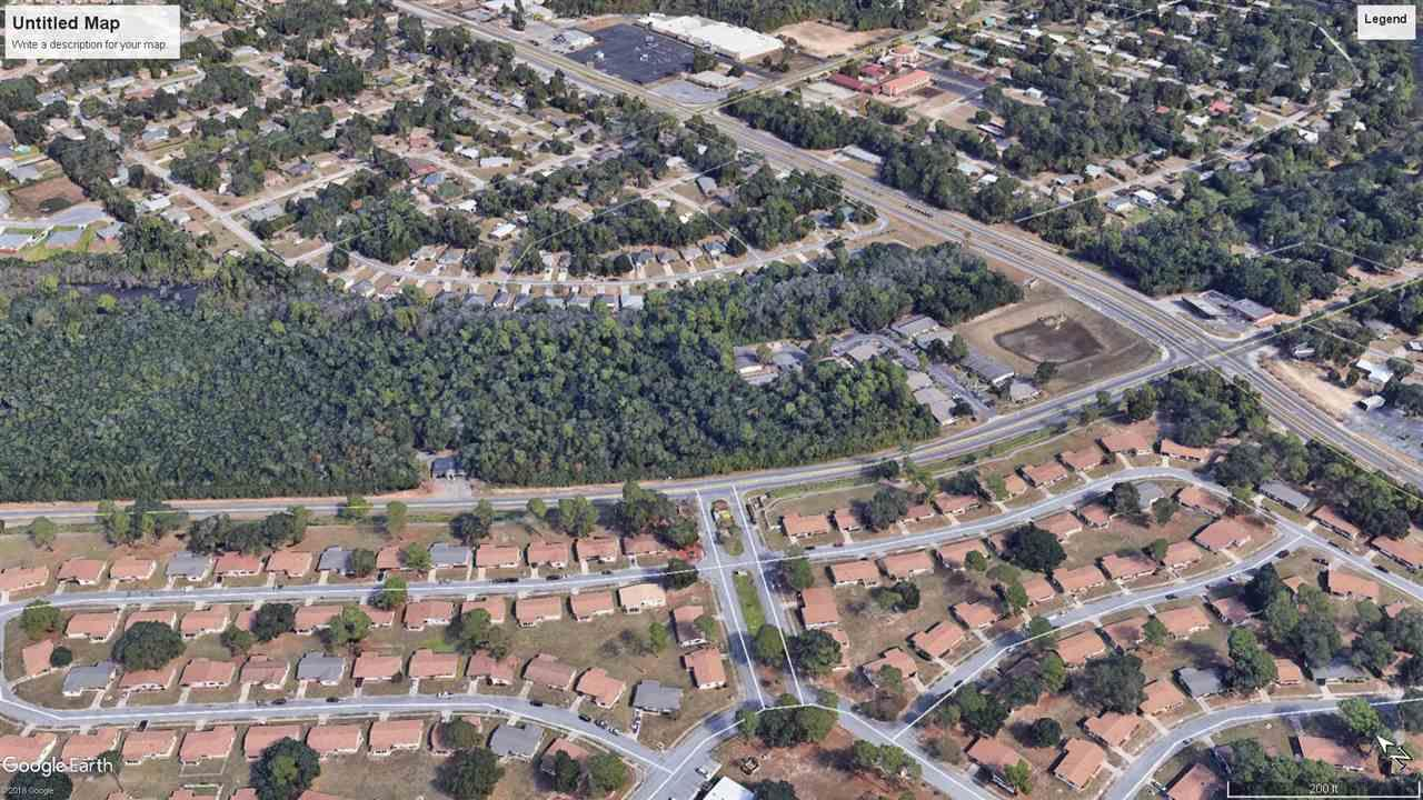 Berryhill Rd, Milton, FL 32570