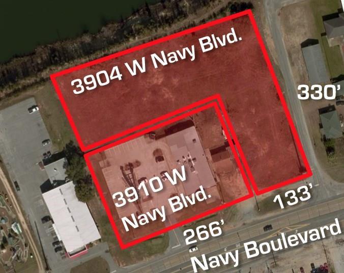 3904 W Navy Blvd, Pensacola, FL 32507