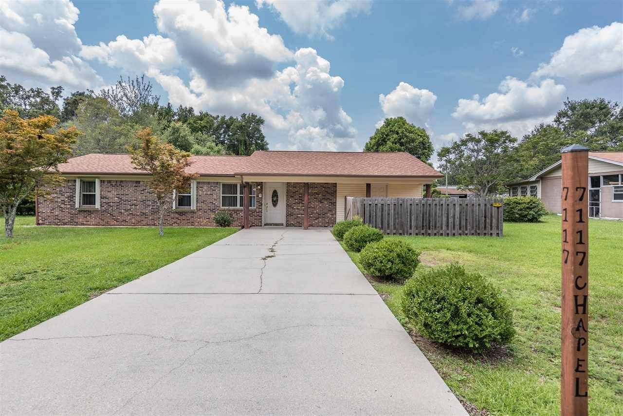 7117 Chapel St, Pensacola, FL 32504