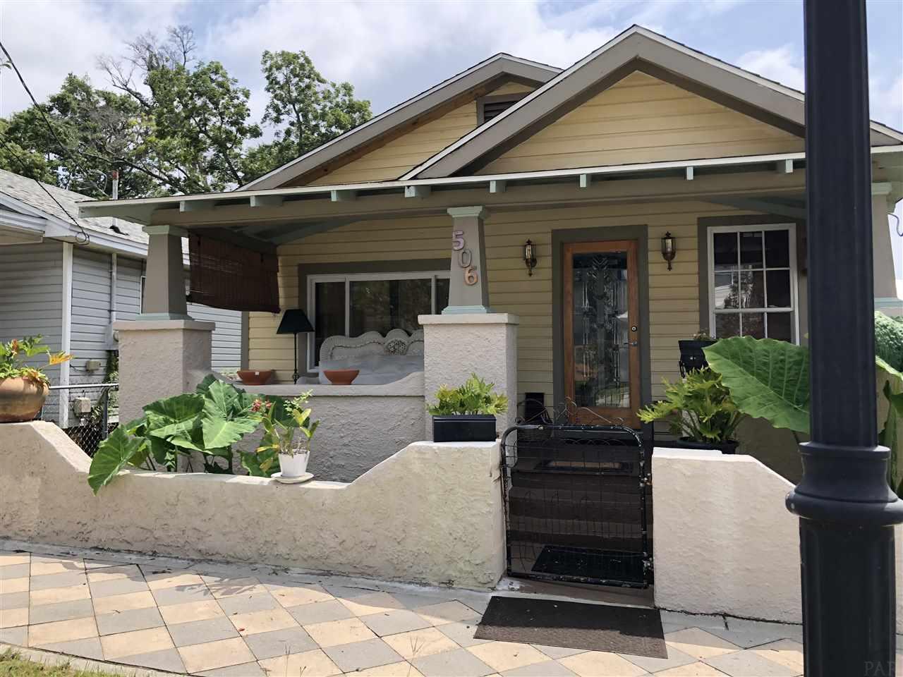 506 N Alcaniz St, Pensacola, FL 32501