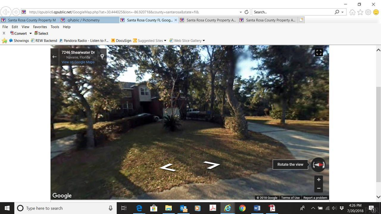 Lot 4 Shearwater Dr, Navarre, FL 32566