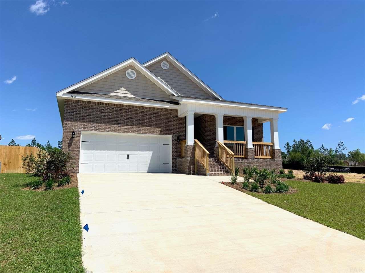 7669 Burnside Loop, Pensacola, FL 32526