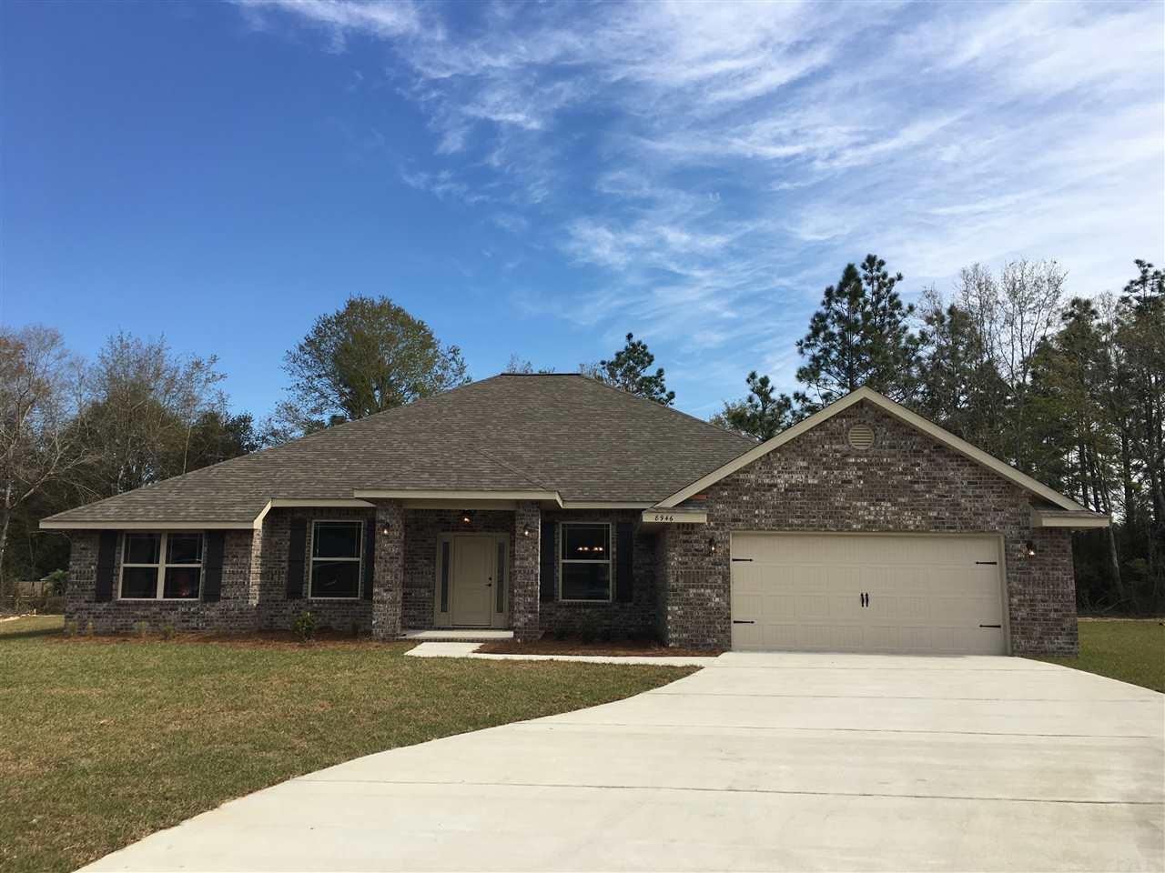 8946 Clearbrook Dr, Milton, FL 32583