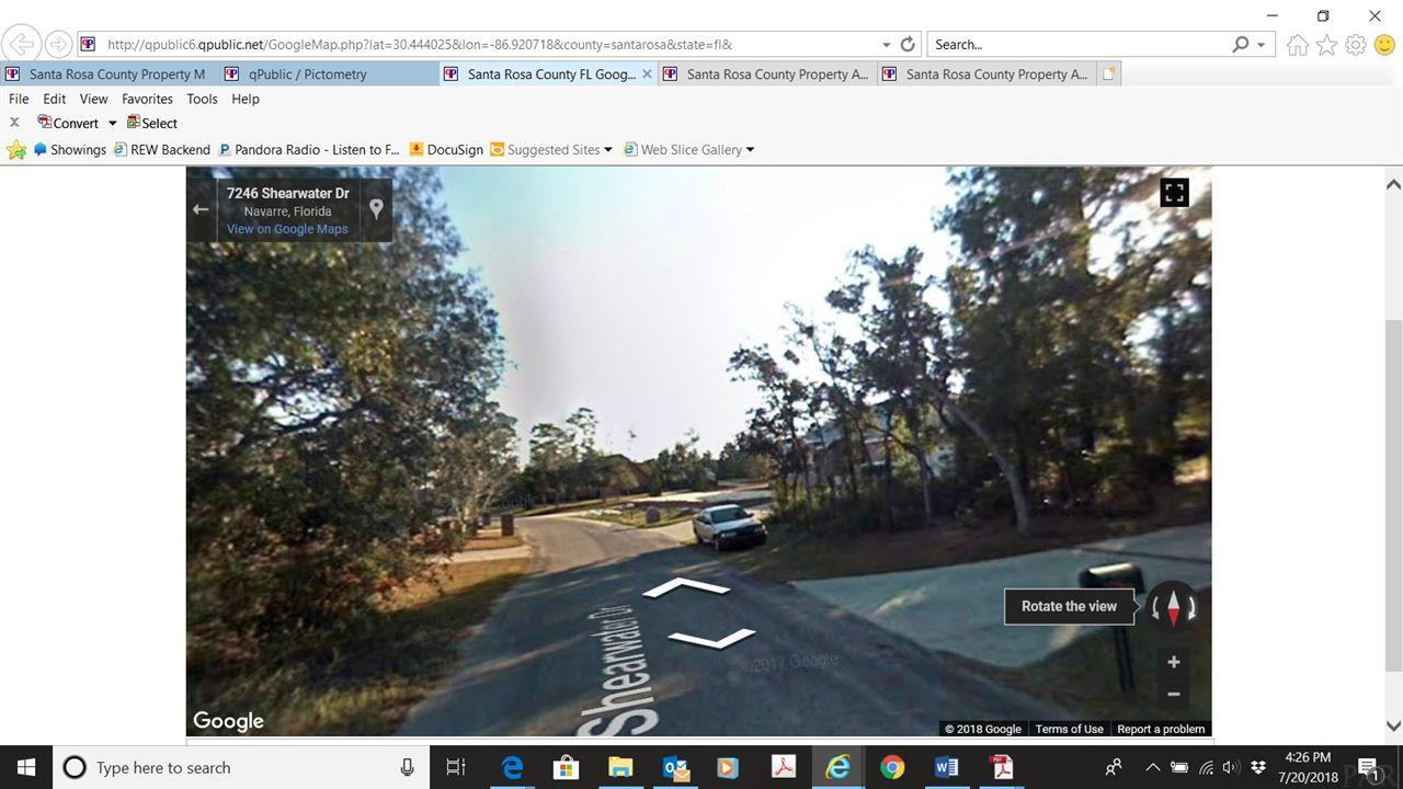 Lot 6 Shearwater Dr, Navarre, FL 32566