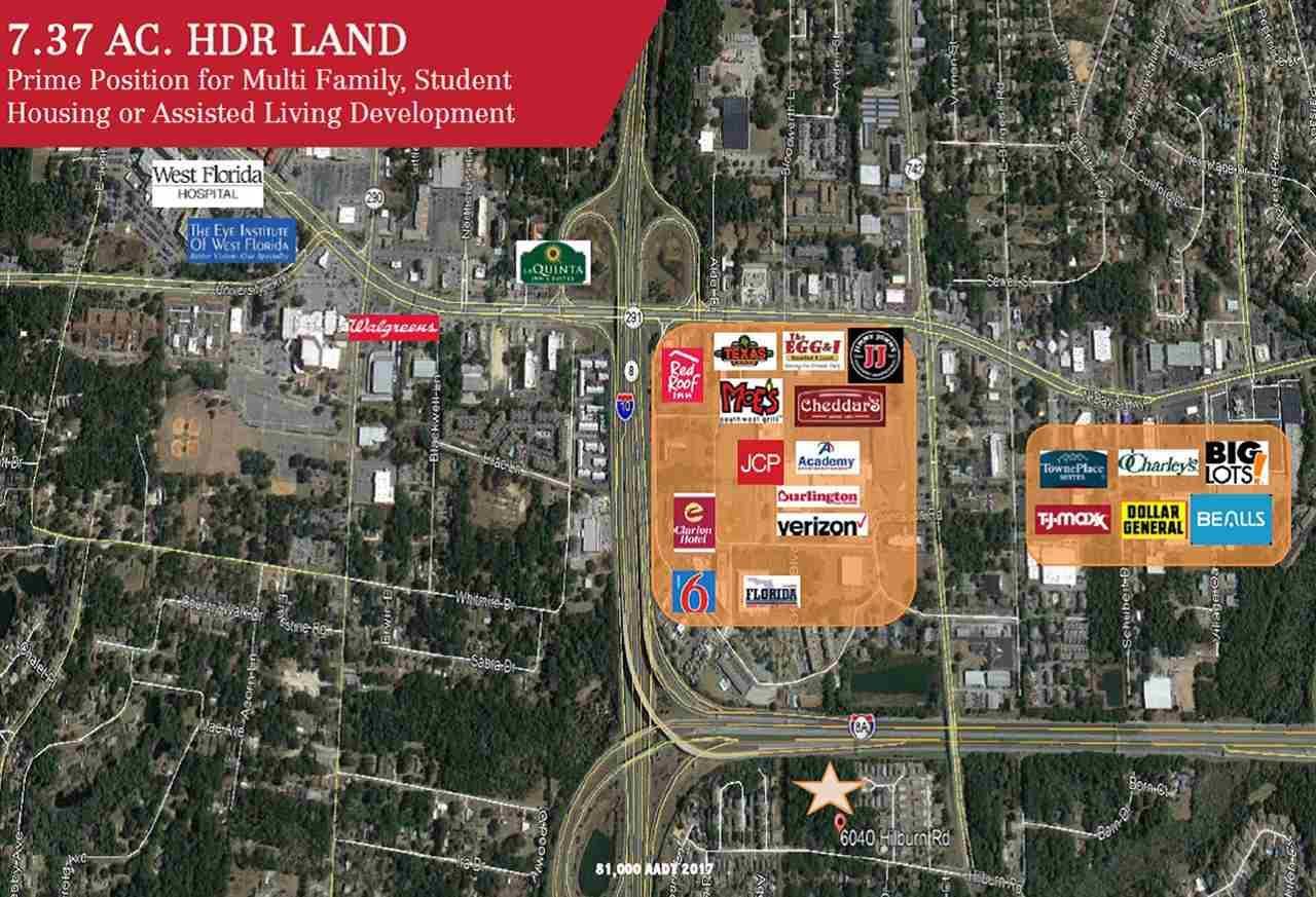 6040 Hilburn Rd, Pensacola, FL 32504