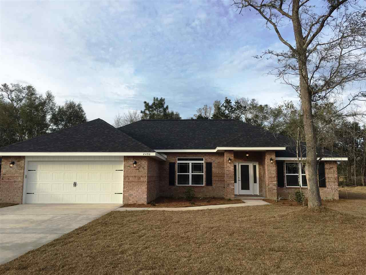8940 Clearbrook Dr, Milton, FL 32583