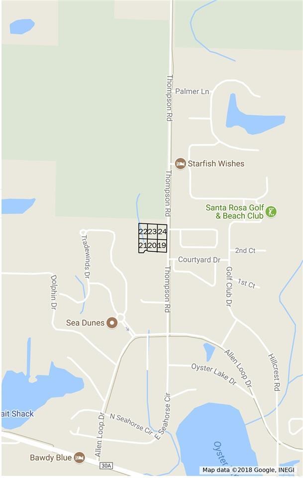 Lot 20 Tiburon Cir, Santa Rosa Beach, FL 32459