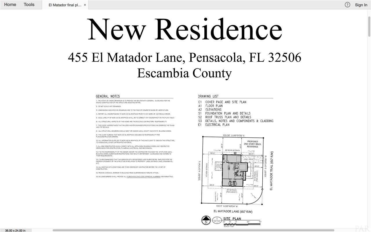 455 El Matador Trl, Pensacola, FL 32506