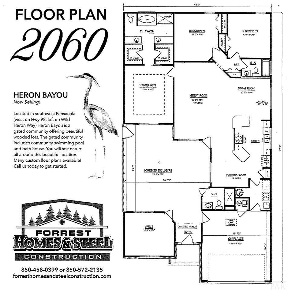 686 Wild Heron Way, Pensacola, FL 32506