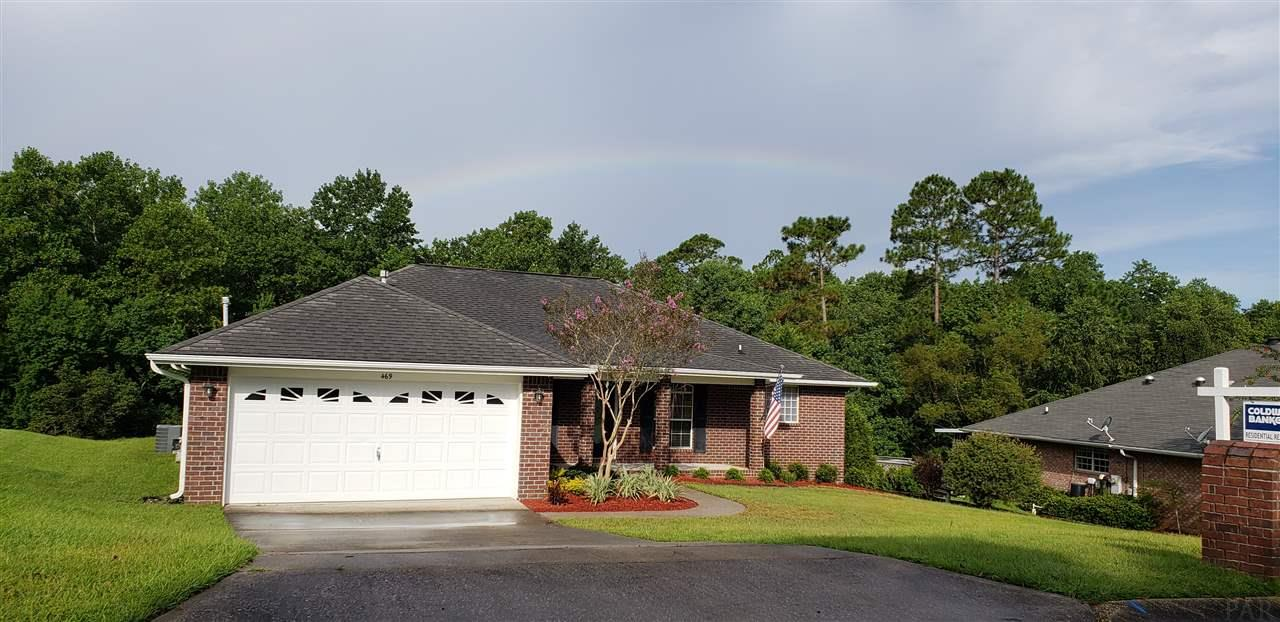 469 Turnberry Rd, Cantonment, FL 32533