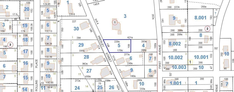 1100 Block S Presley St, Atmore, AL 36502