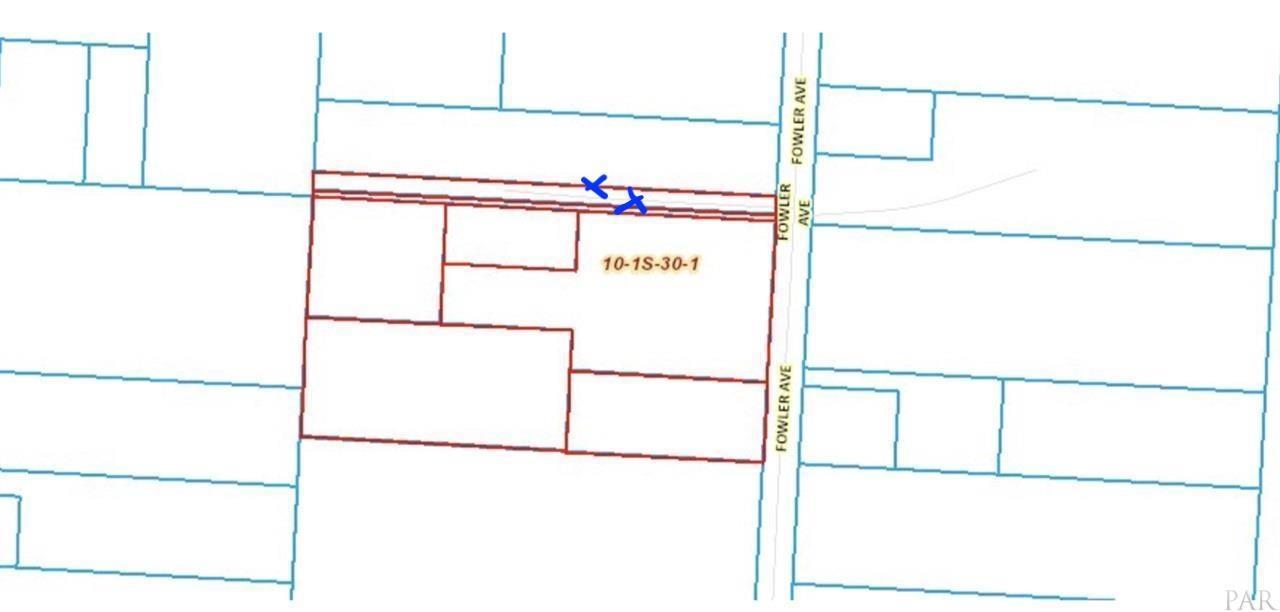 8900 Fowler Ave, Pensacola, FL 32534