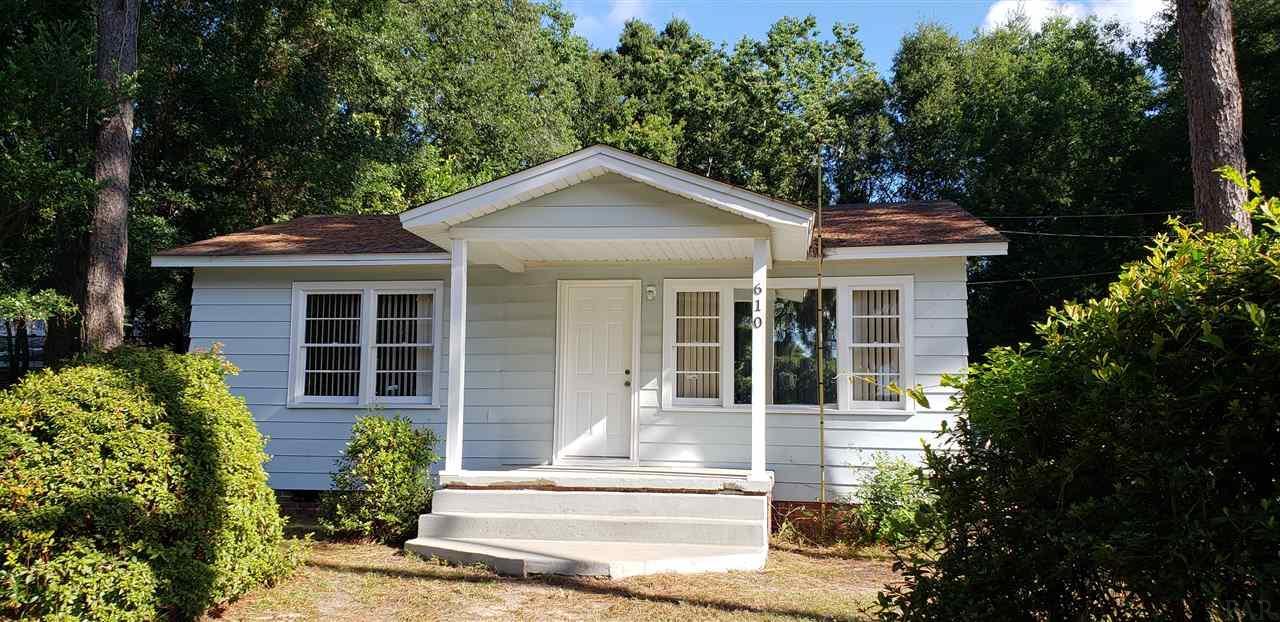 610 Massachusetts Ave, Pensacola, FL 32505