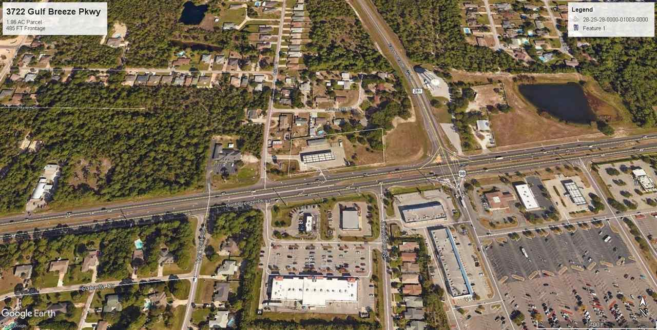 3722 Gulf Breeze Pkwy, Gulf Breeze, FL 32563