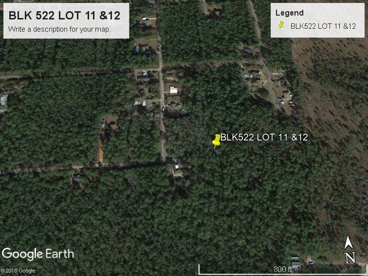 Blk 522 Lt11&12 37th Ave, Milton, FL 32583
