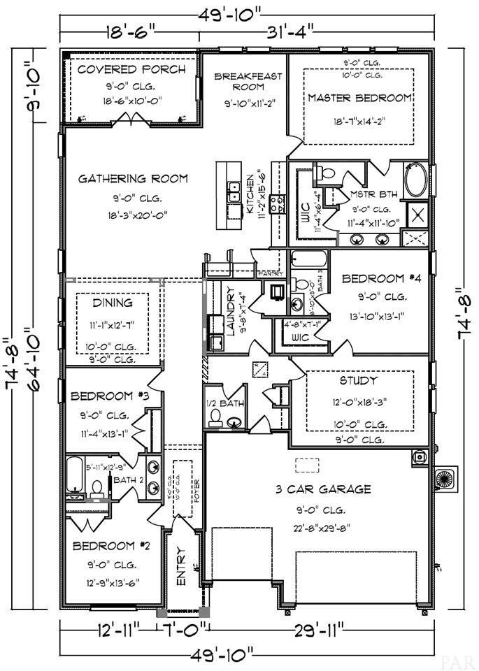 3807 Whitetail Ln, Pensacola, FL 32526