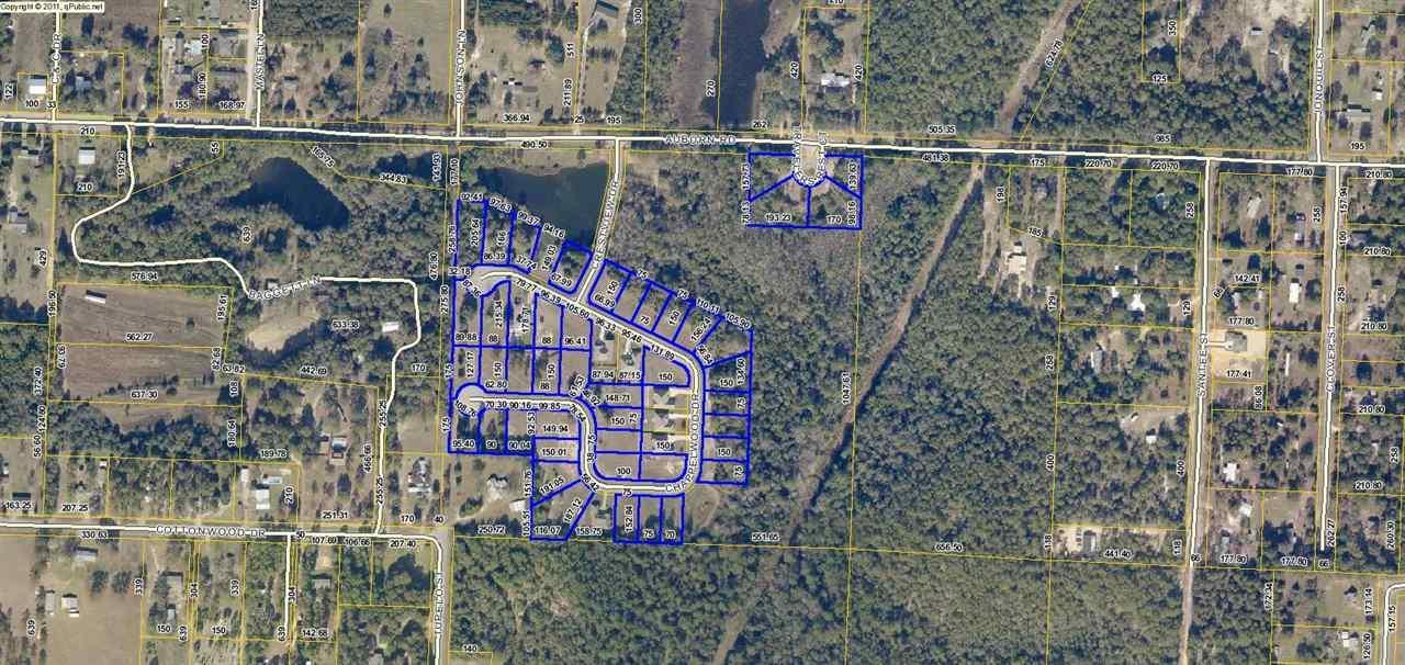 Chaplewood Dr, Crestview, FL 32539