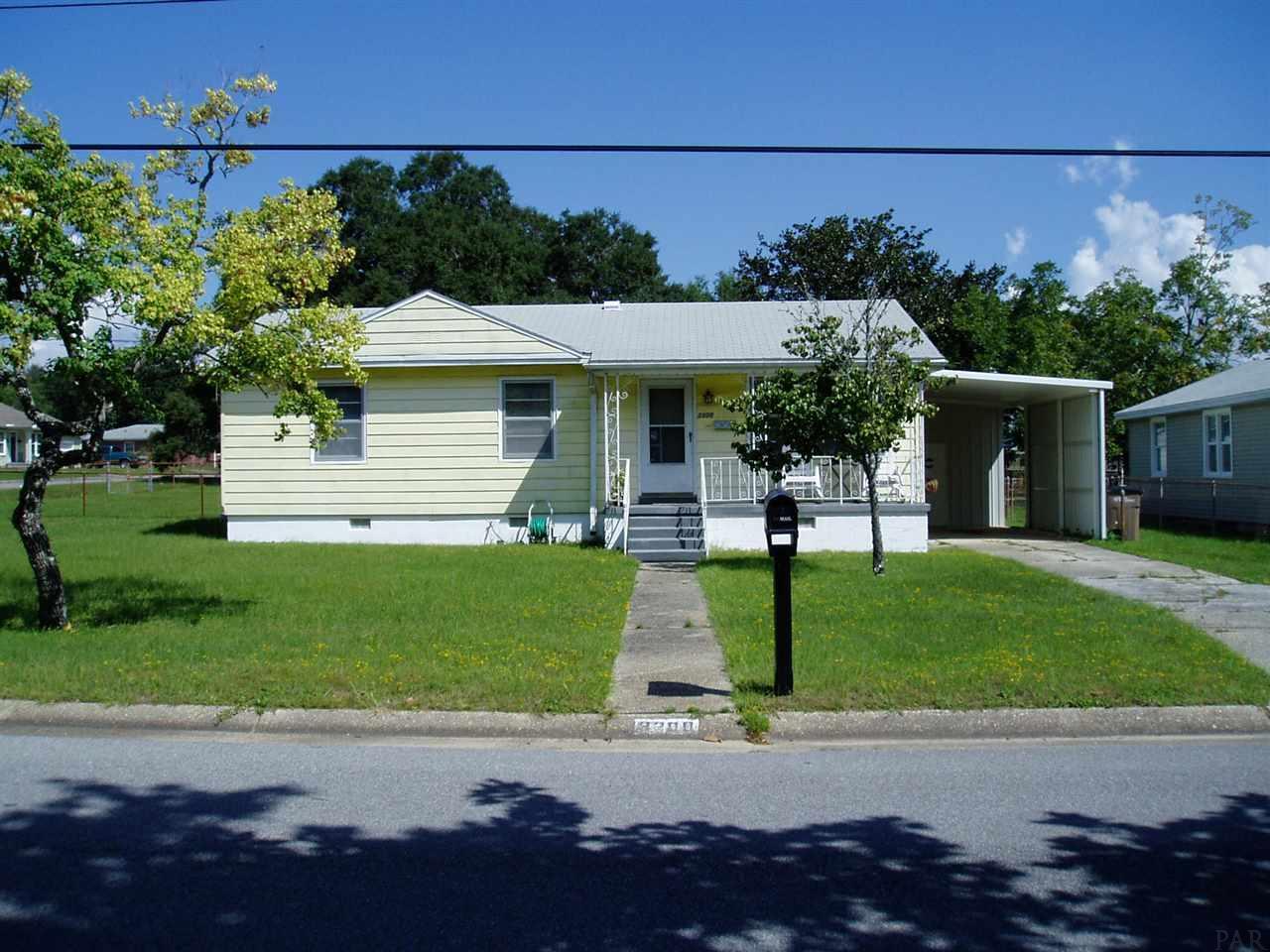 3300 E Blount St, Pensacola, FL 32503