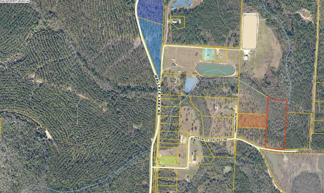0000 Wallace Lake Rd, Pace, FL 32571