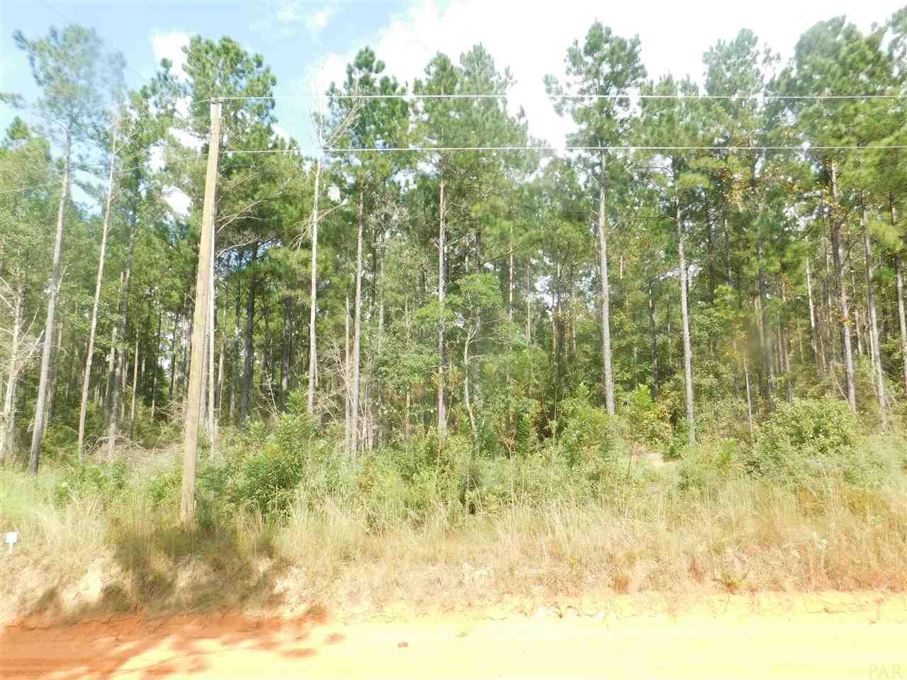 Lot G Gin Rd, Pace, FL 32571