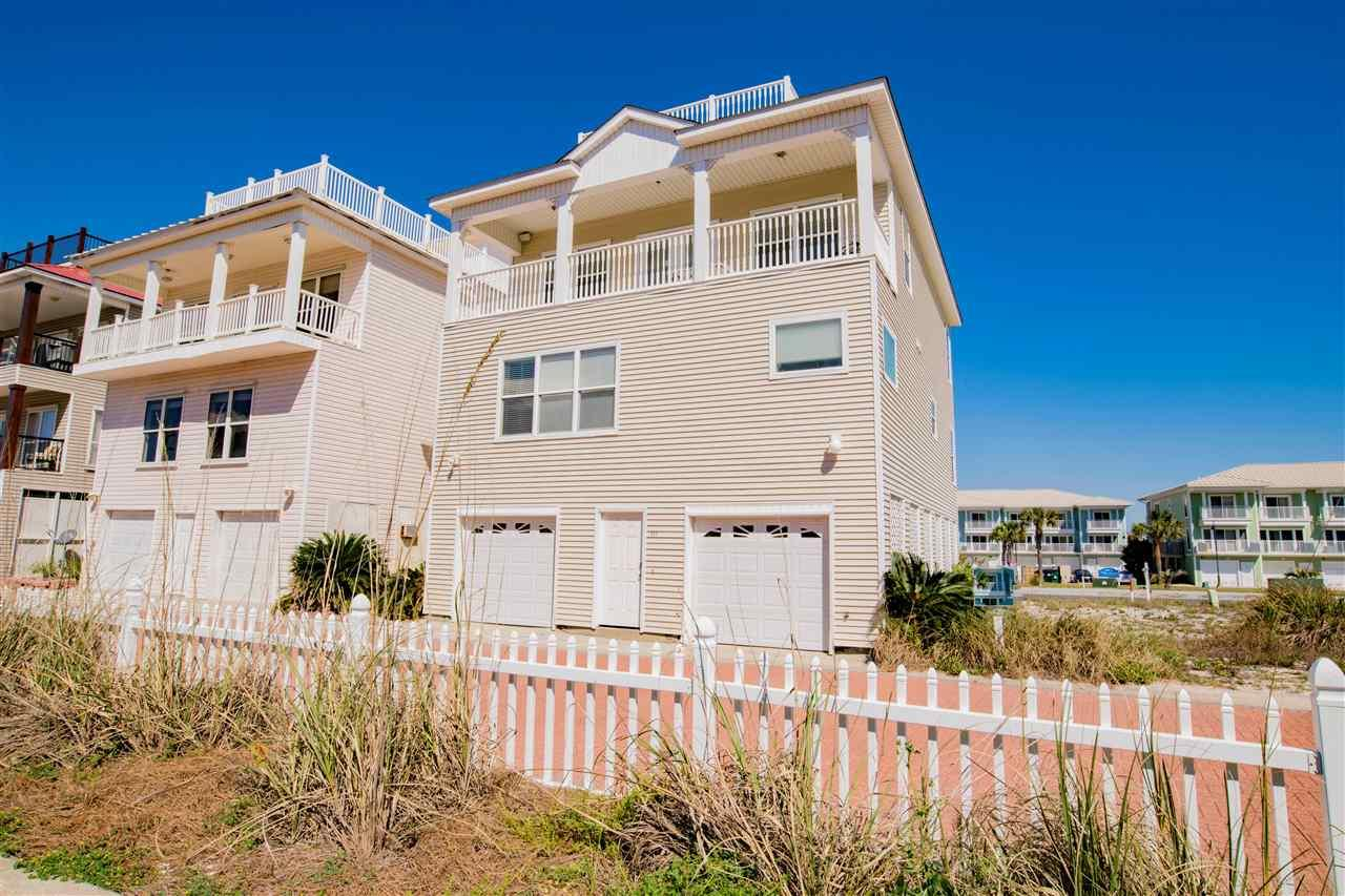 White Sands Cottages For Sale In Pensacola Beach