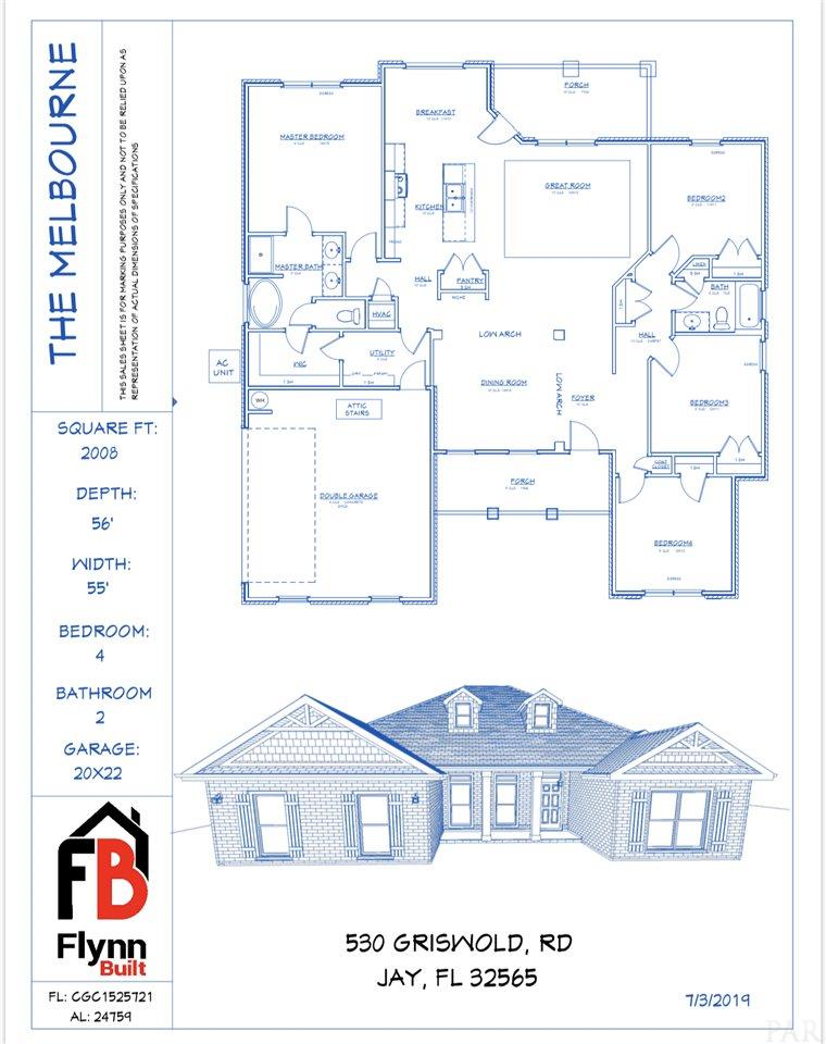 Land and Lots For Sale in Santa Rosa County, Florida Raleigh Truland Homes Floor Plan on wausau homes floor plans, shelby homes floor plans, warehouse homes floor plans, regent homes floor plans, quadrant homes floor plans, huff homes floor plans,