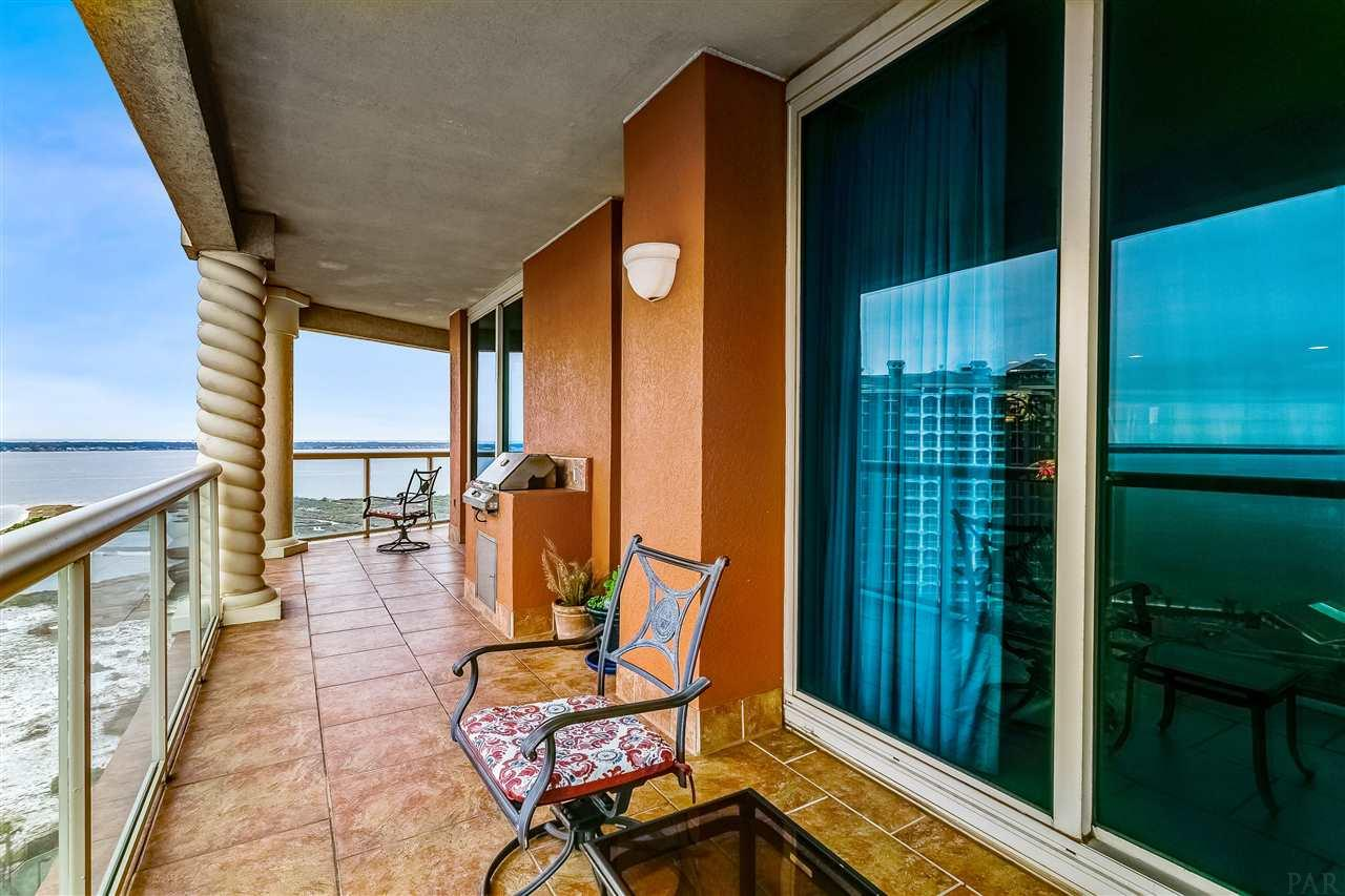 Price reposition for quick sale!This unit has 2 covered parking spots. Those views, wow! Beautiful condo in Portofino, it is just waiting for you and your family to make it your own. This 3 bedroom condo has amazing views of the gulf and sound. Feel free to browse the virtual tour....schedule your showing today!