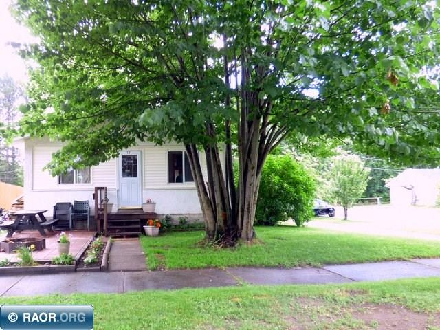 This 2 story home is on a Corner lot and dead end street and has lots of room to roam. Recent updates to kitchen and metal roof. Newer deck in back and a great patio fire pit in front. Bedrooms are generous in size and there is storage galore. This is a lot of house for the money.