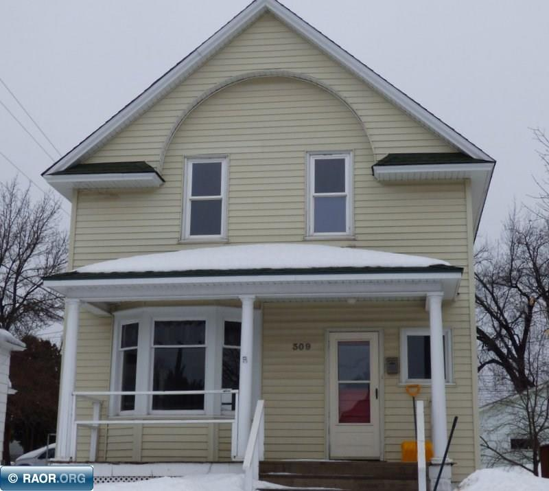 Ready to move into. Clean 4 bedroom with nice sized kitchen. New boiler newer roof. Open front porch.
