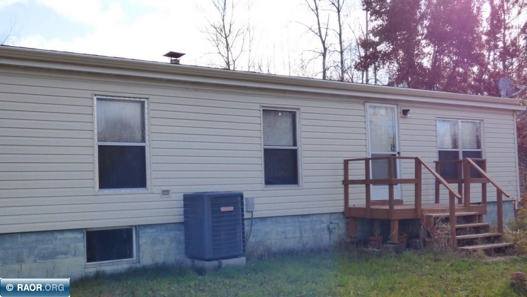 Looking for some great hunting land and a place to park your crew. Then this place is for you. 3 bedroom mobile home with a full block basement (outside entry to basement) and a building to put the wheeler in. Plenty of storage in the basement for all your gear. Perfect spot between Grand Rapids and Hibbing.
