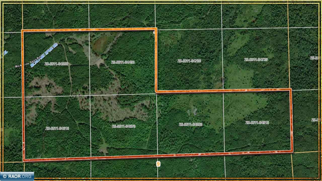 TBD McAlpine Spur Road, Brimson, MN 55602
