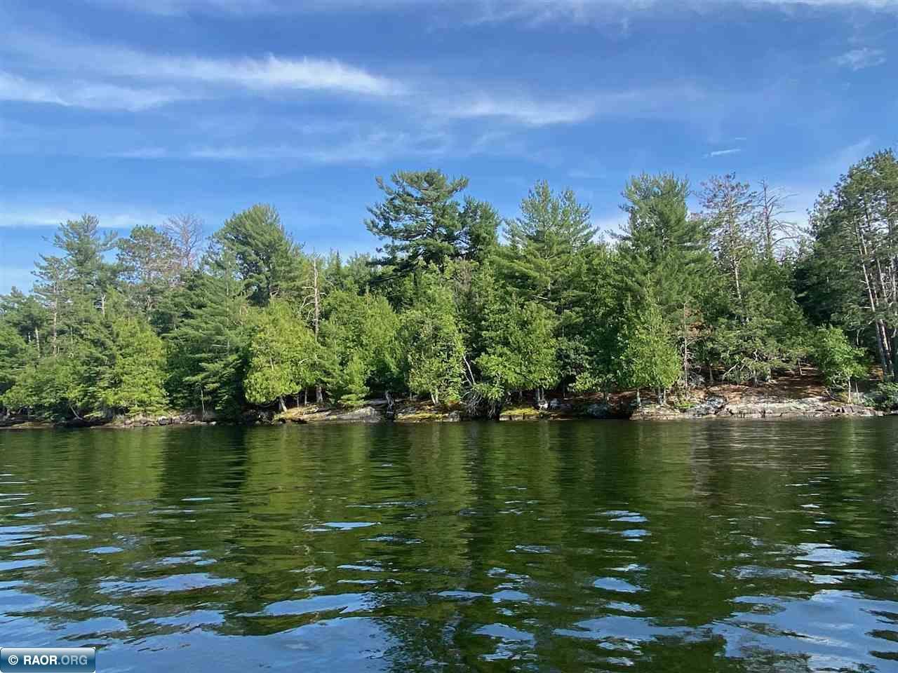 Parcel B Taylor's Island, Lake Vermilion, Cook, MN 55723