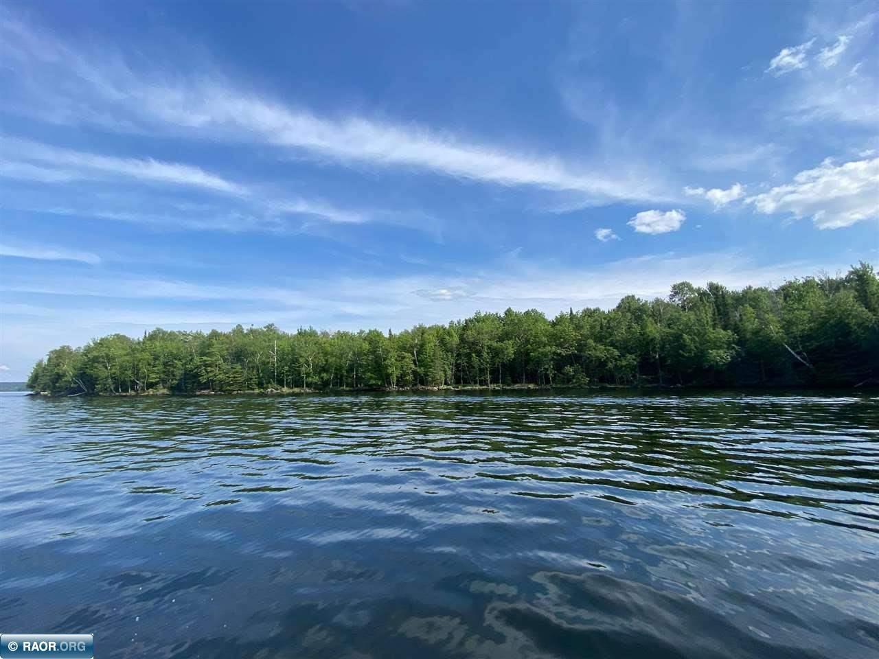 Parcel C Taylor's Island, Lake Vermilion, Cook, MN 55723