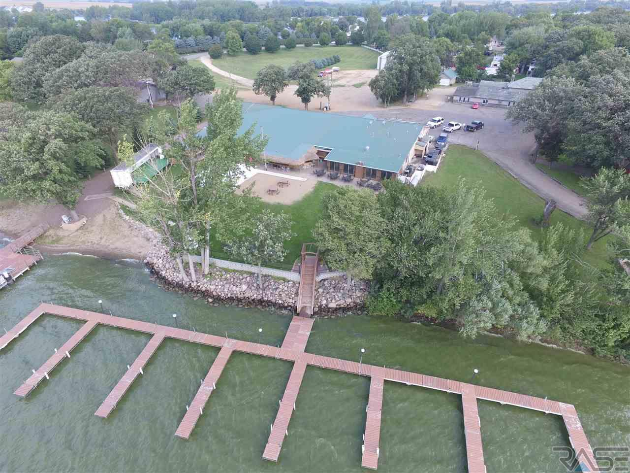 Southwest Minnesota's premiere Summer Resort.  This property features live music, banquet/ballroom, private party rooms, tiki bar, large kitchen, off-sale and gift shop.