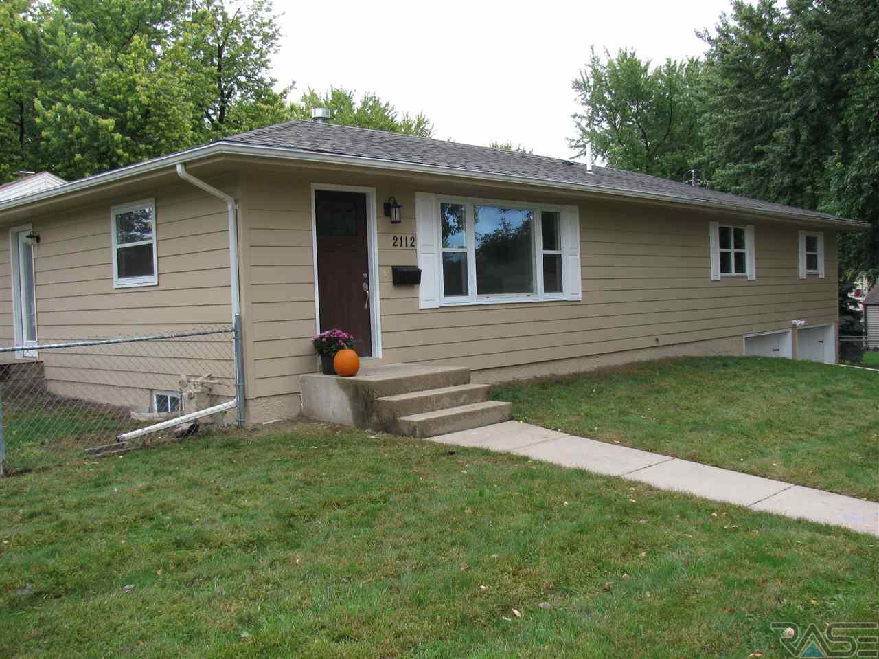 2112 W 31st St Sioux Falls Sd 57105 Minnehaha County Real Estate