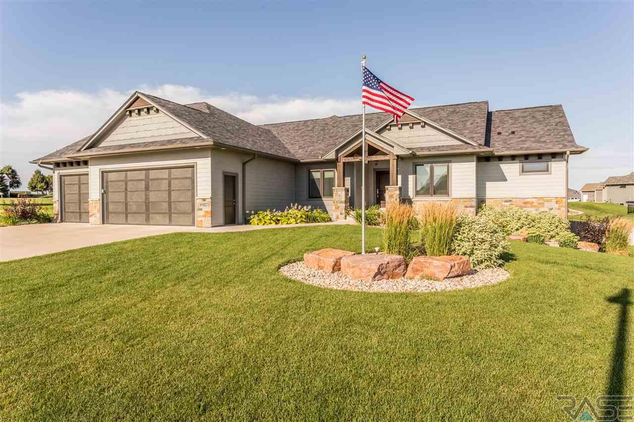 Property for sale at 8917 W Dragonfly Dr, Sioux Falls,  SD 57107