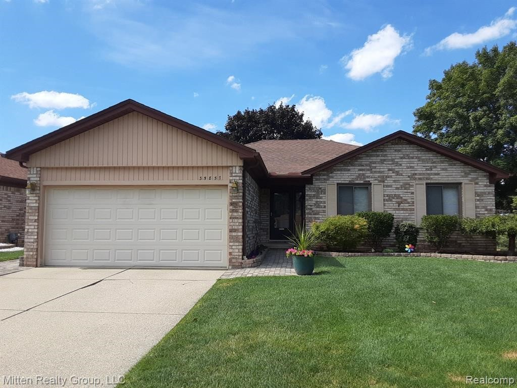 Fantasitic three bedroom, two bath ranch in Sterling Heights! This 1450 sq. ft. ranch features a newly remodeled kithcen, attached two car garage, FF laundry, in ground sprinkler system, partially finished basement for entertaining, and much more! Come take a look. this won't last long!